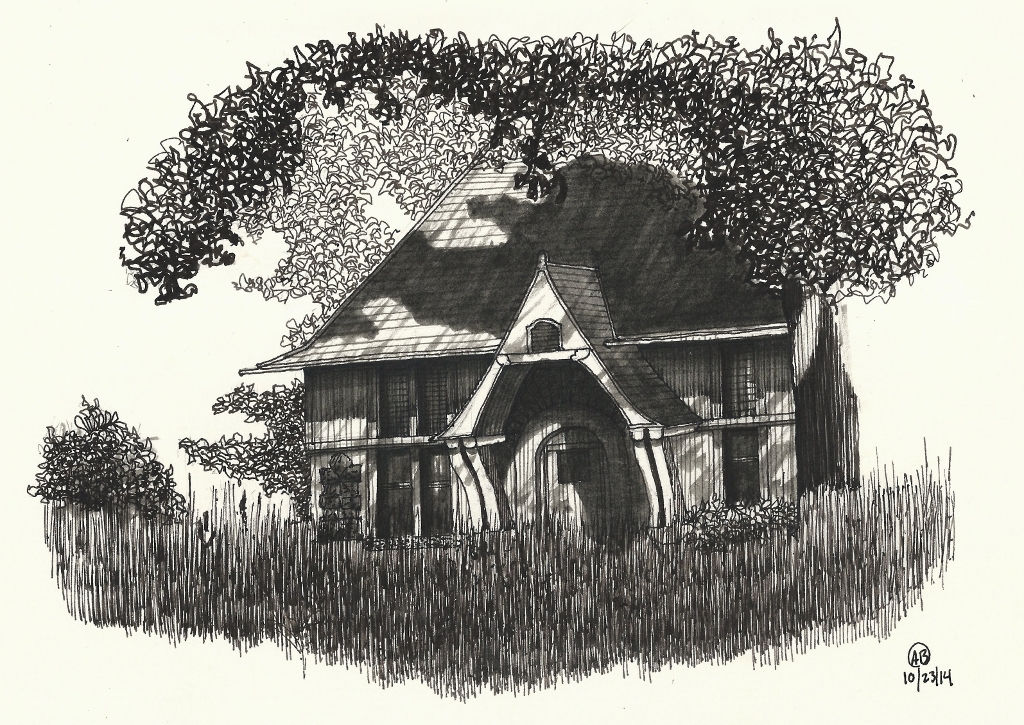 <b>Carson Cottage</b>