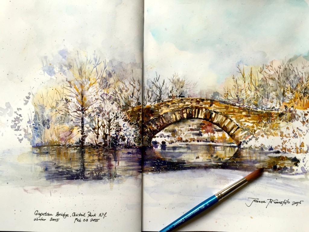 <b>Gapstow Bridge</b>