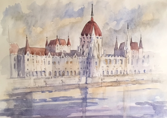 <b>Hungarian Parliament Building</b>