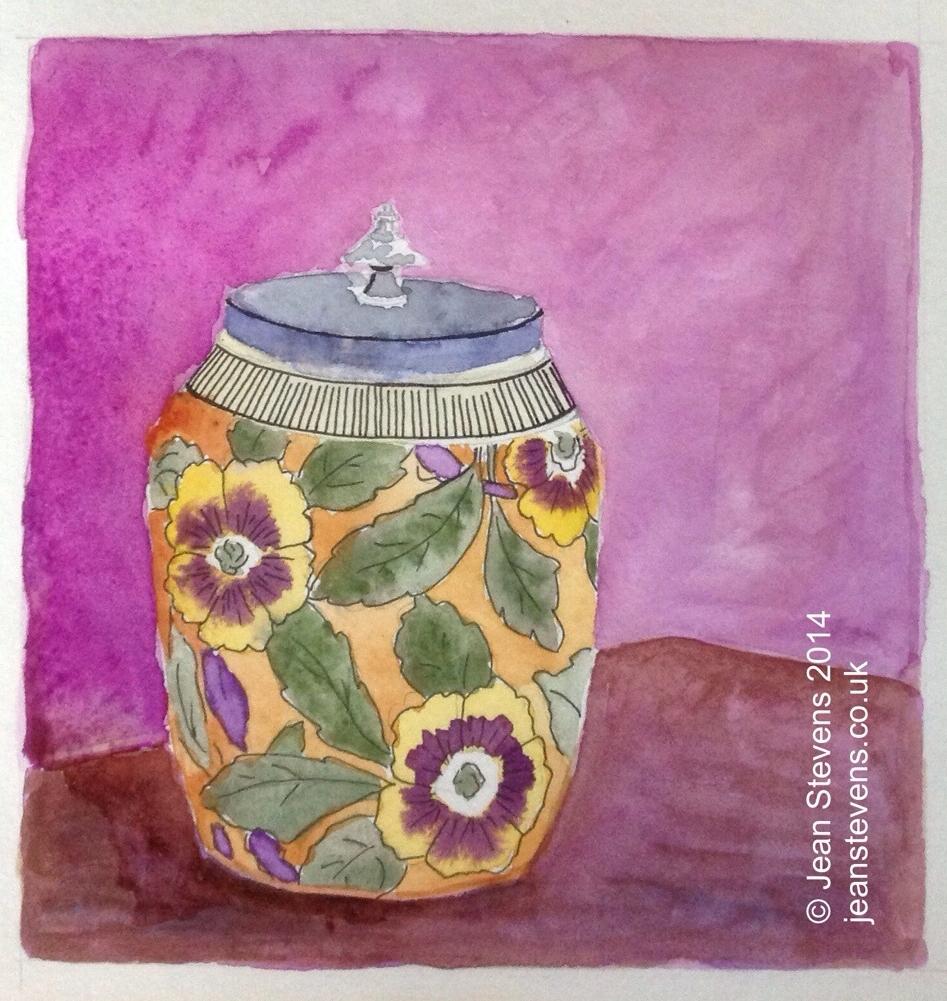 <b>Mum's Vase</b>