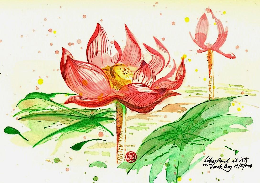 <b>Lotus Blossom</b>