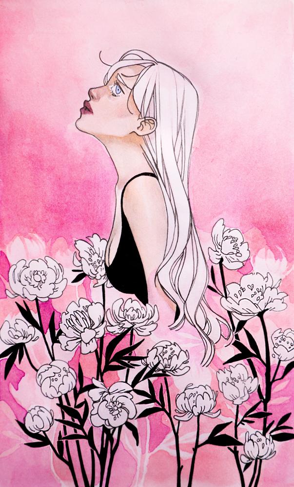 <b>Arising from Flowers</b>