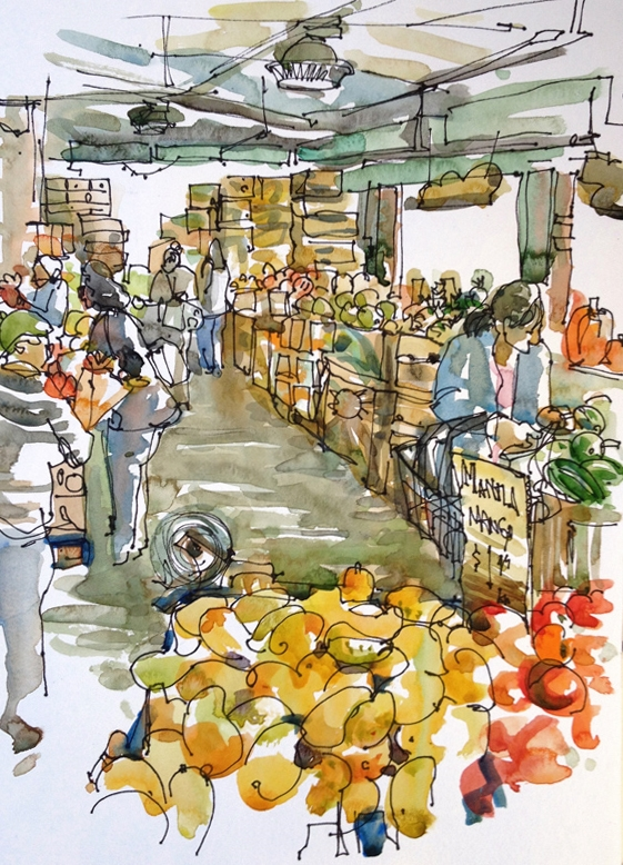 <b>At the Market</b>