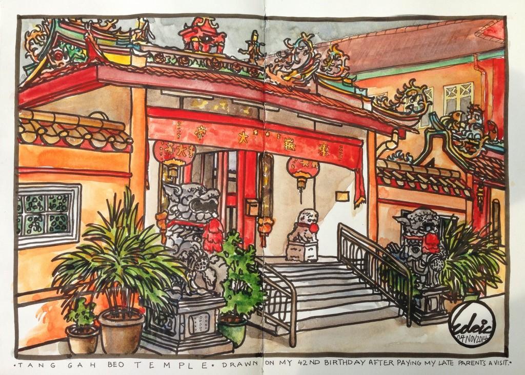<b>Singapore Temple</b>