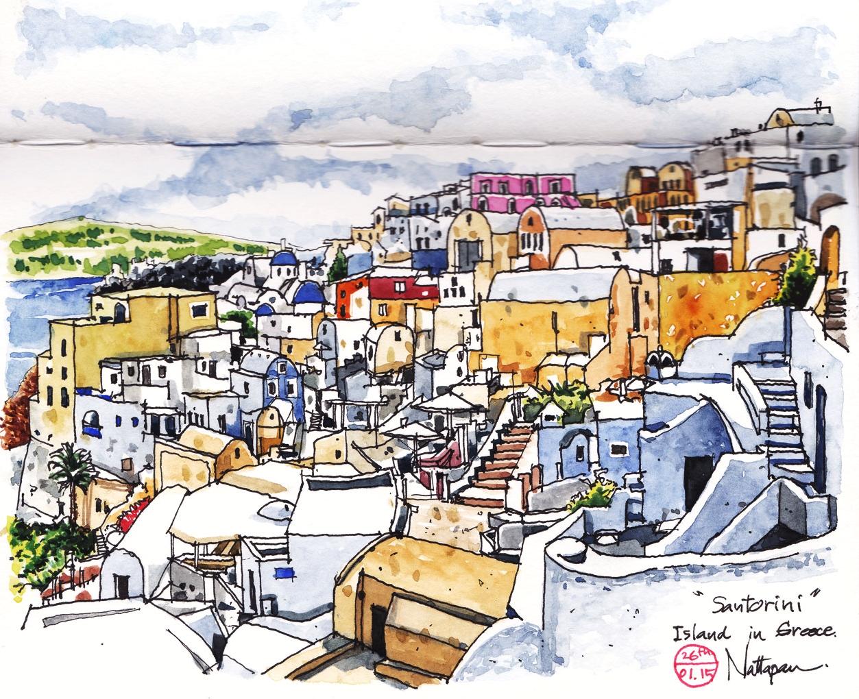 <b>Santorini</b>