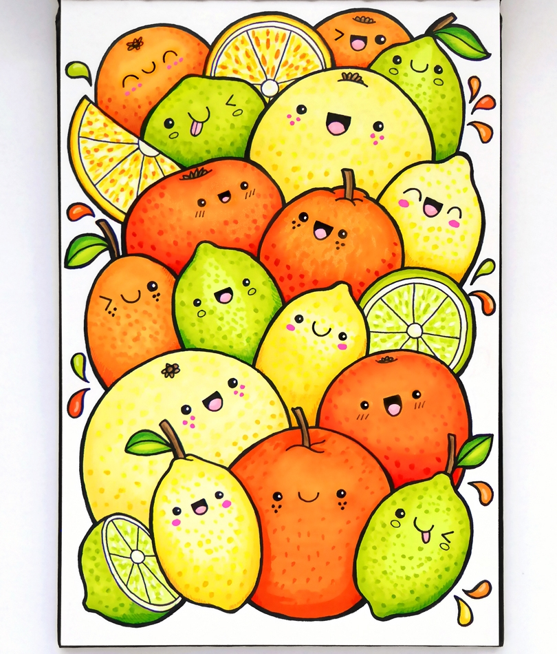 <b>Kawaii Citrus</b>