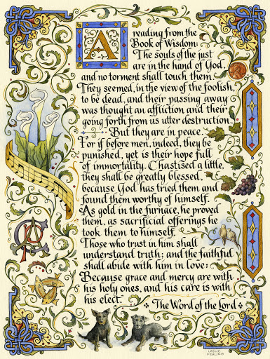 <b>Illuminated Manuscript</b>