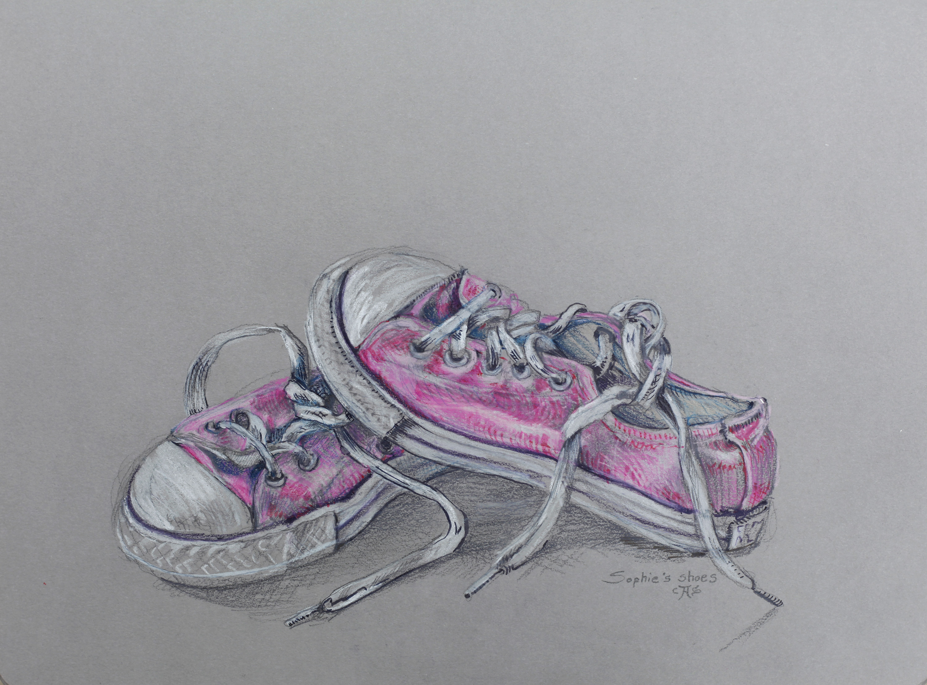 <b>Sophie's Shoes</b>