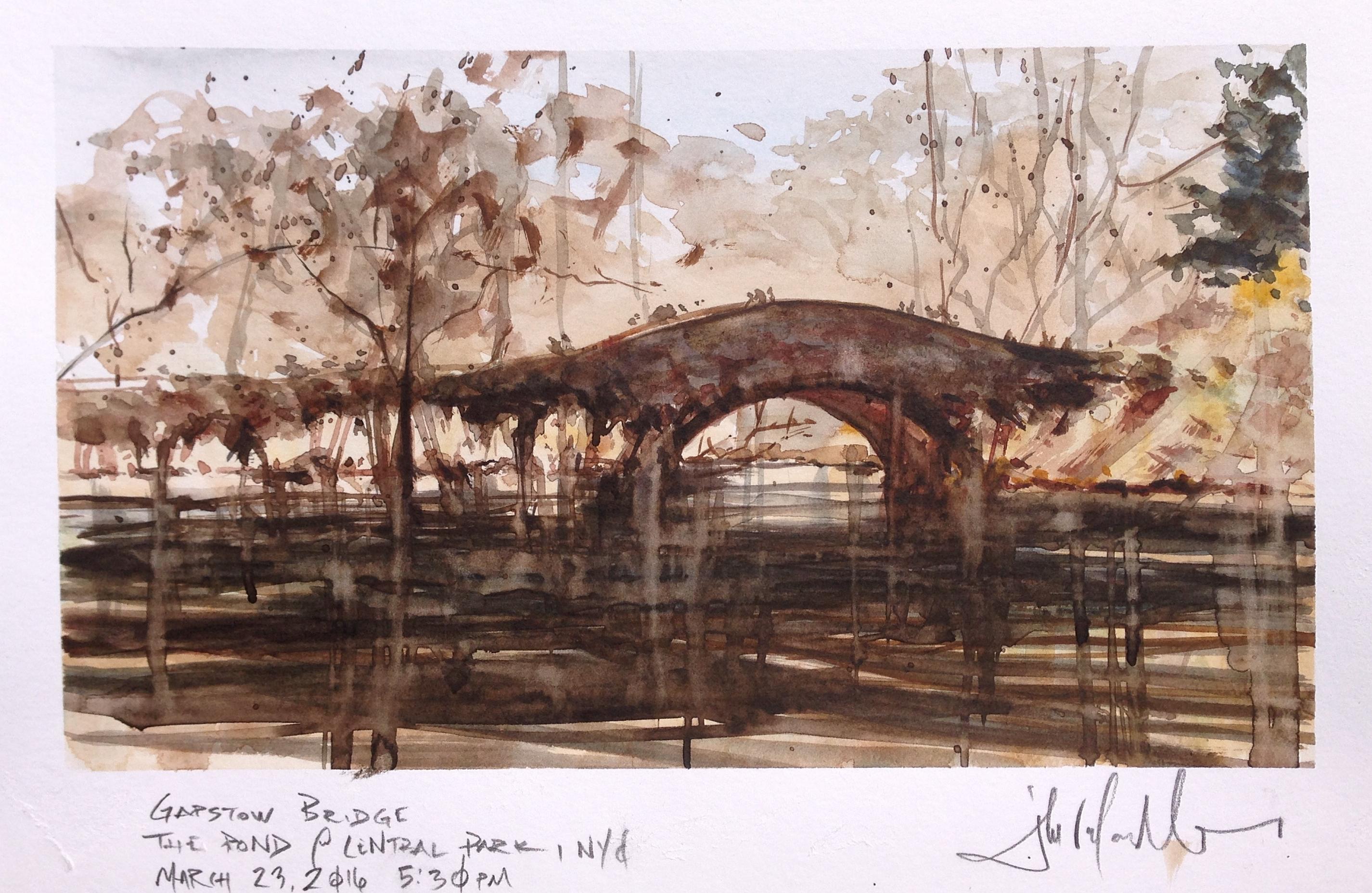 <b>Gapstow Bridge – Central Park</b>