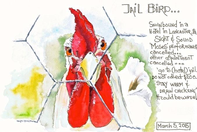 <b>Jail Bird</b>
