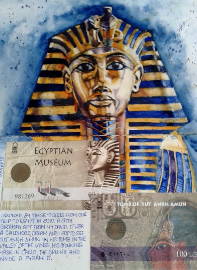 <b>Painting Tutankhamun</b>