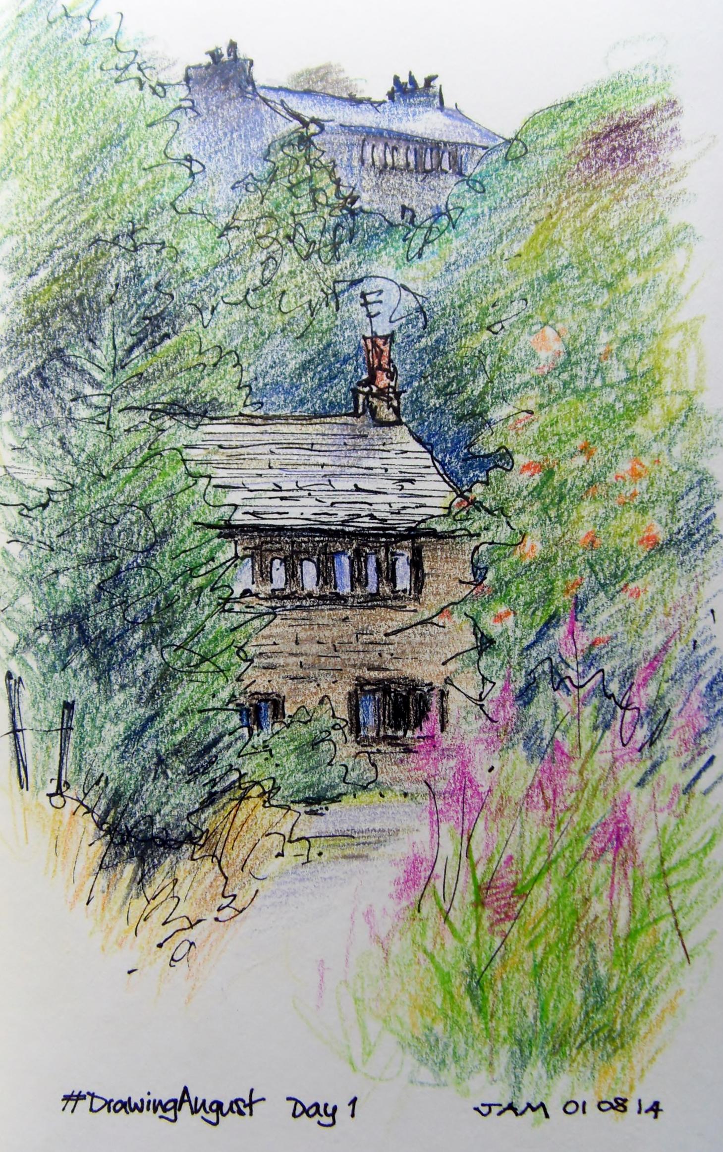 <b>A Yorkshire Farmhouse</b>