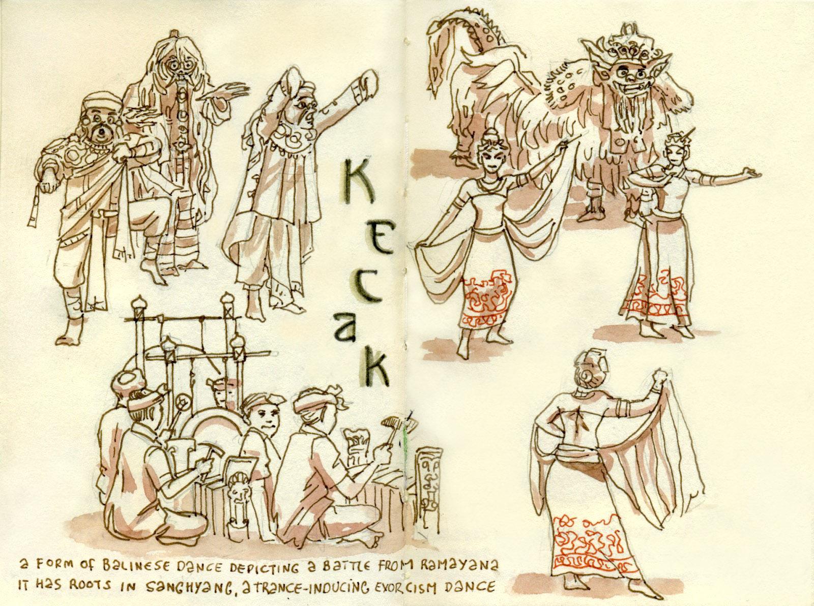 <b>Bali Ritual Dance</b>