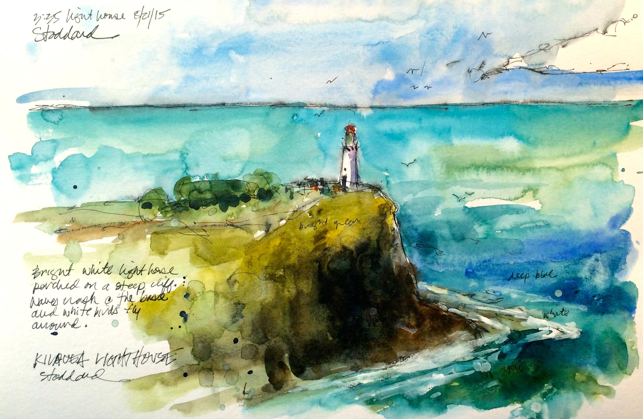<b>A Kilauea Lighthouse</b>