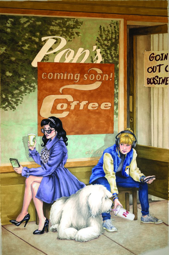<b>Betty & Veronica</b>
