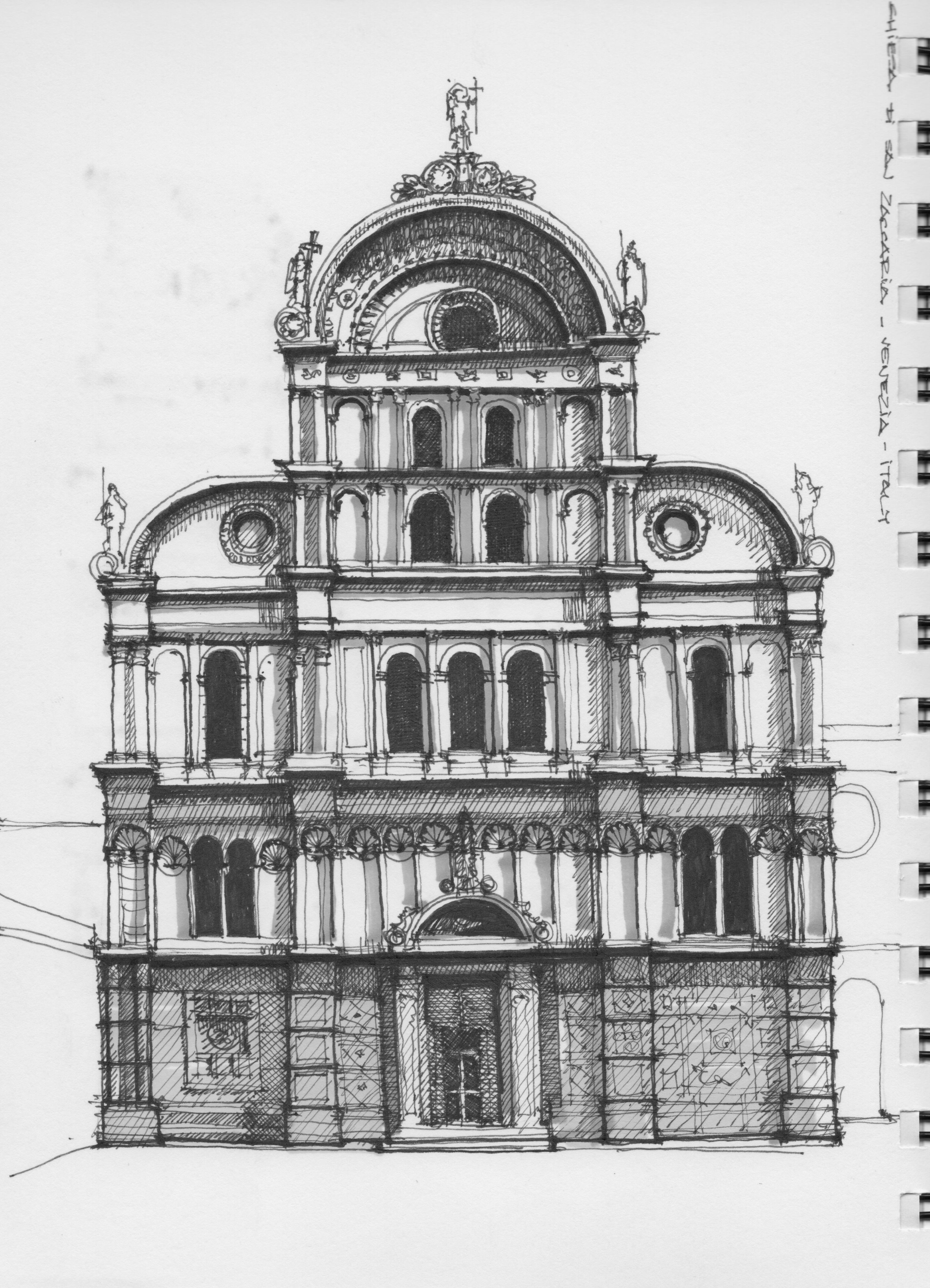 <b>Chiesa di San Zaccaria, Venice</b>