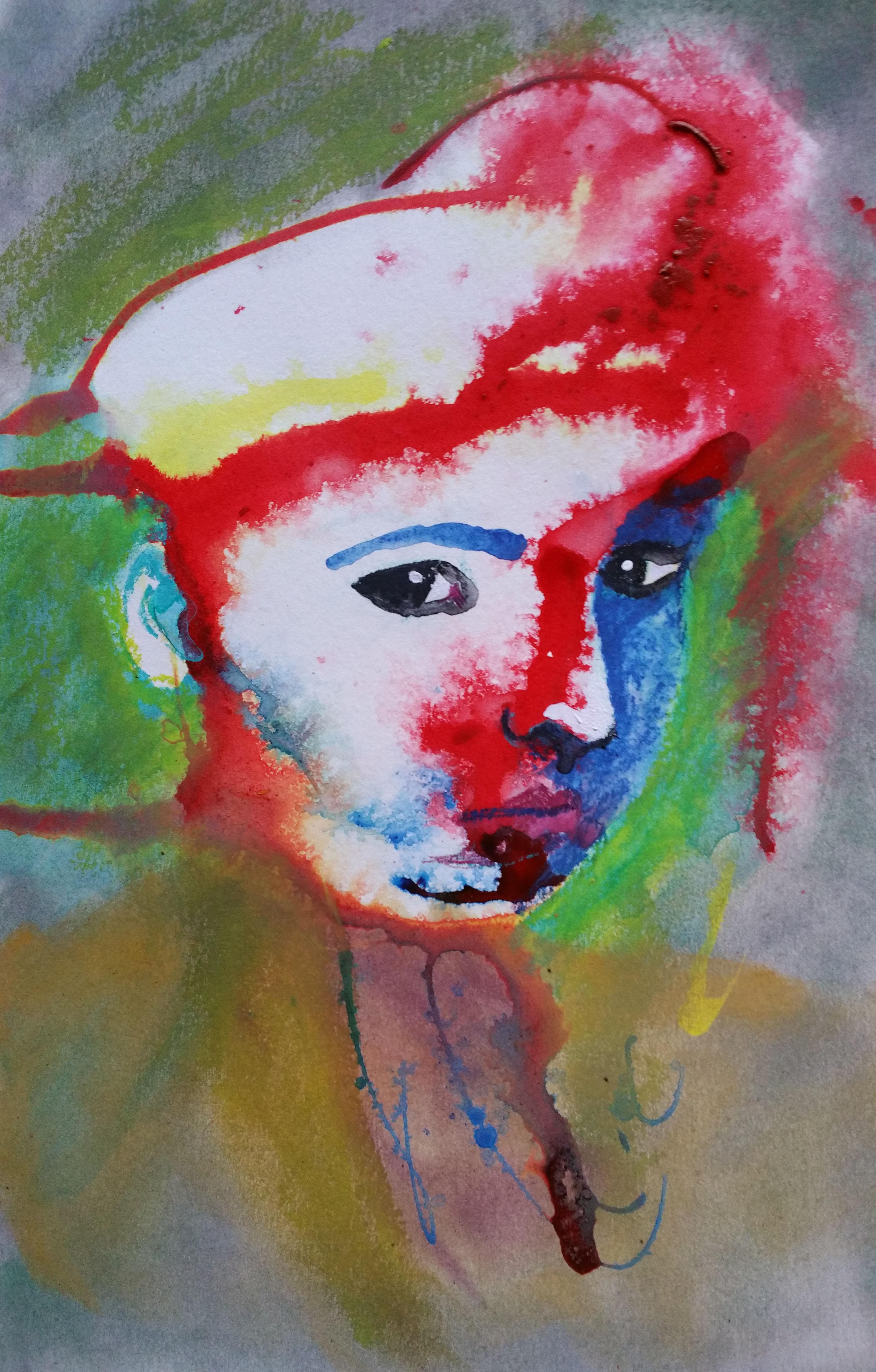 <b>Rorschach Inkblots and Portraiture</b>
