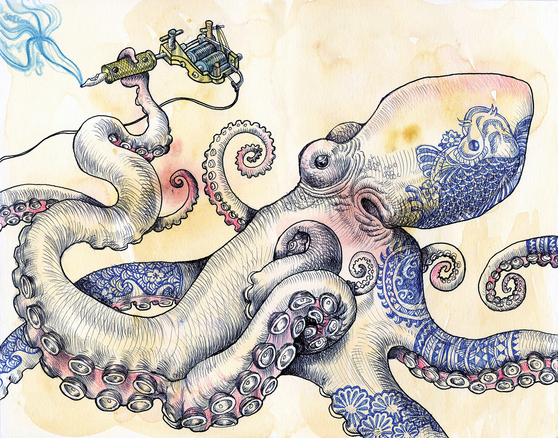<b>Tommy Kane Octopus</b>
