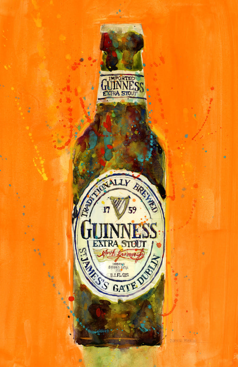 <b>Guiness® Extra Stout</b>