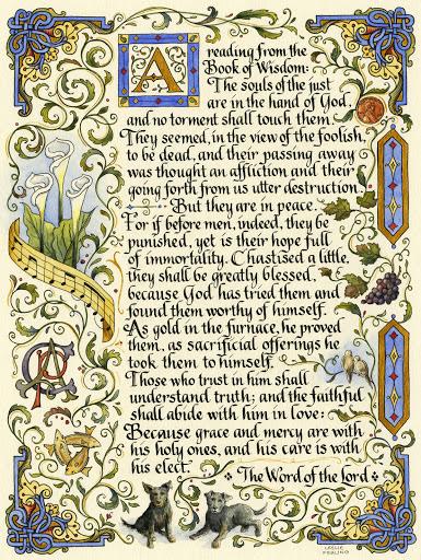 <b>Illuminated Manuscript</b>