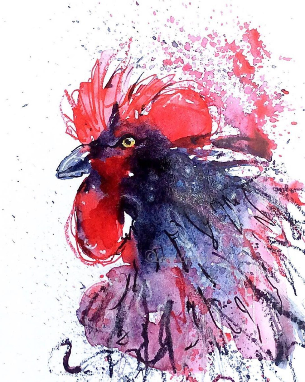 <b>Year of the Rooster</b>