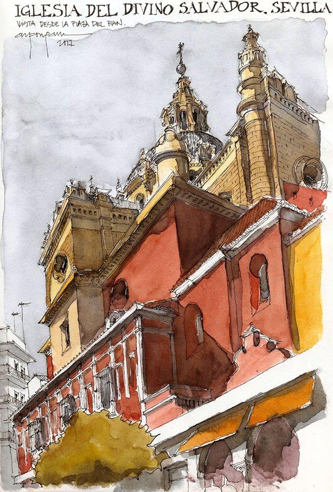 <b>Iglesia del Divino Salvador</b>