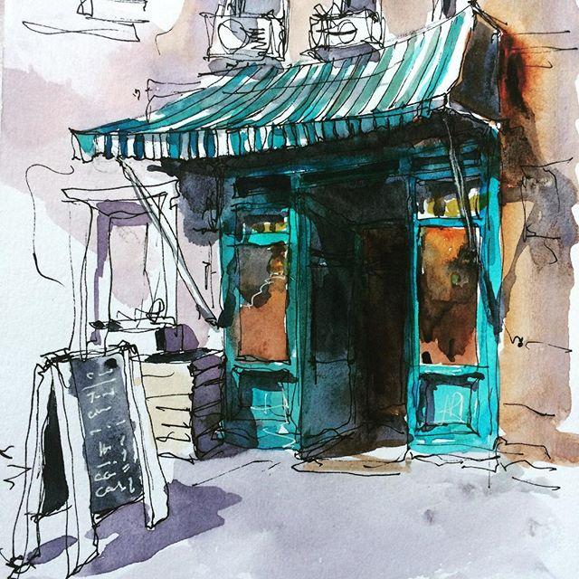 <b>Old Shop Facade</b>