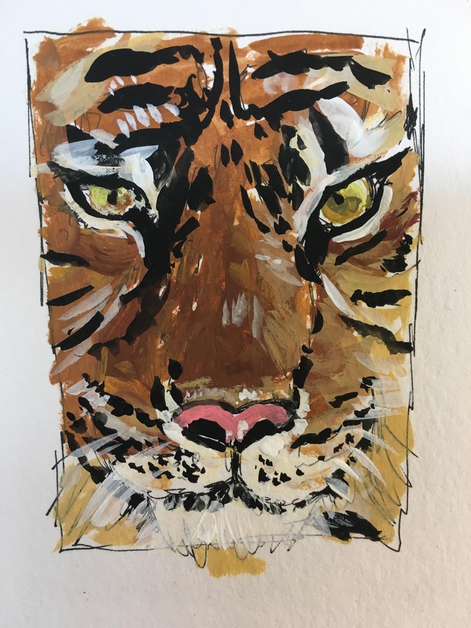 <b>The Tiger</b>