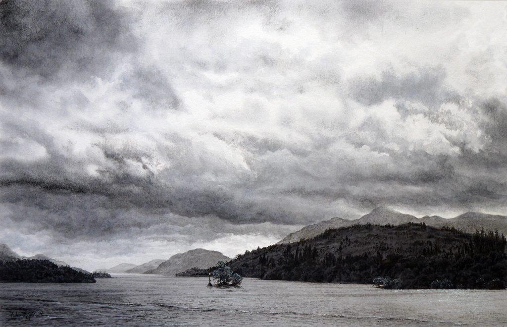 <b>Storm Clouds Scotland</b>