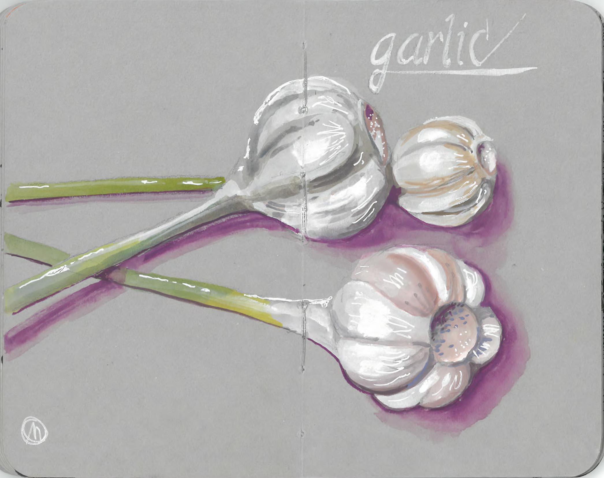 <b>Garlic</b>