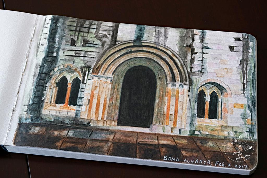 <b>Dryburgh Abbey, Scotland</b>